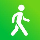 Step Tracker - Pedometer Free & Calorie Tracker icon