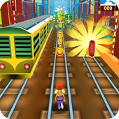 Subway Track - Endless Surf Run icon