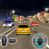 Highway Driving Car Racing Game : Car Games icon