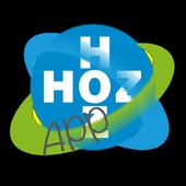 HOZ APP icon