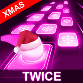 TWICE Tiles Hop: KPOP Rush Dancing Hop For ONCE! icon
