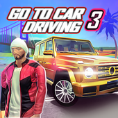 Go To Car Driving 3 icon