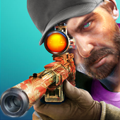 Modern Sniper 3d Assassin: New shooting Games 2020 icon