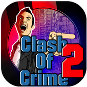 Clash of Crime Mad City War Go icon