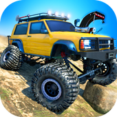 Off Road Monster Truck Driving - SUV Car Driving icon