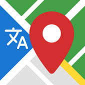 My Location - Listen, Save & Share Locations icon