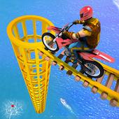 Real Impossible Bike Stunts 2019 icon