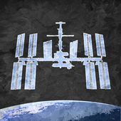ISS Live Now icon