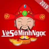 KQXS XSMN XSMB Vietlott Trực tiếp Xổ Số Minh Ngọc icon