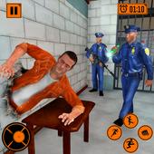 Grand Jail Prison Escape icon