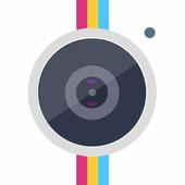 Timestamp Camera Free icon