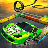 Impossible Stunt Car Tracks 3D icon