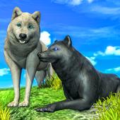 Arctic Wolf Family Simulator icon