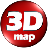 3DMap. Constructor icon
