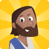 Bible App for Kids: Interactive Audio & Stories icon