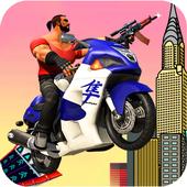 San Andreas Monster Hero icon