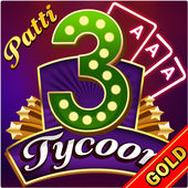 Teen Patti Tycoon Gold icon