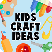 Kids Craft Ideas icon