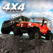 4x4 Mania icon