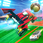 Car Soccer League Destruction icon