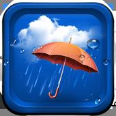 Amber Weather&Radar Free icon