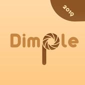 Dimple Camera icon