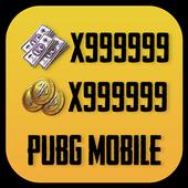 Free UC Calculator For PUBG Mobile icon