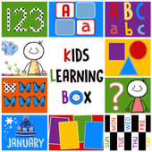 Kids Learning Box icon