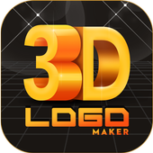3D Logo Maker icon