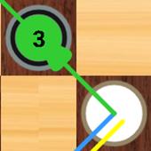 Checkers Club Online icon