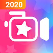 Video Maker Video Editor Clipvue - Cut, Photos icon