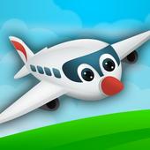 Fun Kids Planes icon