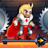 Rescue Knight - Hero Cut Puzzle & Easy Brain Test icon