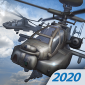 Modern War Choppers icon