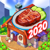 Cooking Crush - Madness Crazy Chef icon