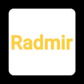 Radmir club icon