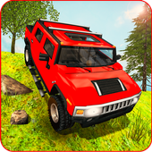 Real Offroad Car Driving Simulator 3D icon