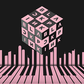 Blackpink Piano Tiles Game icon