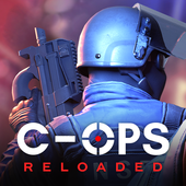 Critical Ops: Reloaded icon