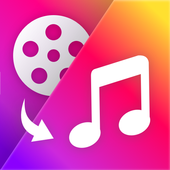 Conver Video To MP3  Free Video To Audio Extractor icon