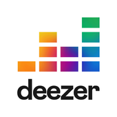 Deezer for Android TV icon