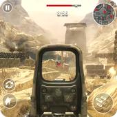 Gun Strike Fire: FPS Free Shooting Games 2020 icon
