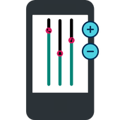 Assistive Volume Button icon