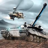 Massive Warfare: Aftermath - Free Tank Game icon