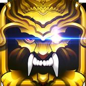 King Battle-Fighting Hero legend icon