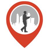 GPSmyCity icon