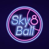 Sky 8 Ball icon