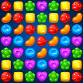 Candy Friends® : Match 3 Puzzle icon