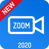 Free ZOOM Online Video Meeting 2020 Astuces icon