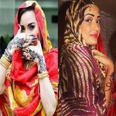 Sudanese Bride Henna Designs. icon